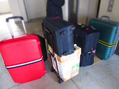 日本からの帰国/中国人風!段ボールスーツケースを試してみました!_c0179785_16423758.jpg