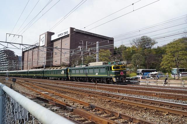 藤田八束の鉄道写真@消えていった寝台特急列車たち・・・何故こんなにも沢山の特急寝台がスクラップになるのか、もっと知恵を使って欲しい_d0181492_179548.jpg