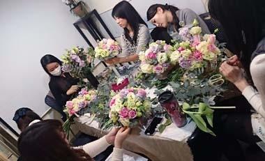 今日の花々と素敵な笑顔* Today\'s flowers & Happy smiles_f0134809_23433935.jpg