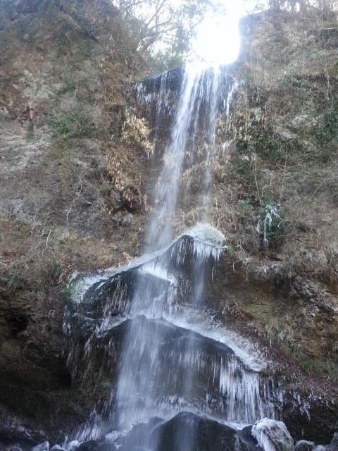 2月10日(火)金時山&夕日の滝(氷柱)_d0157745_18352994.jpg