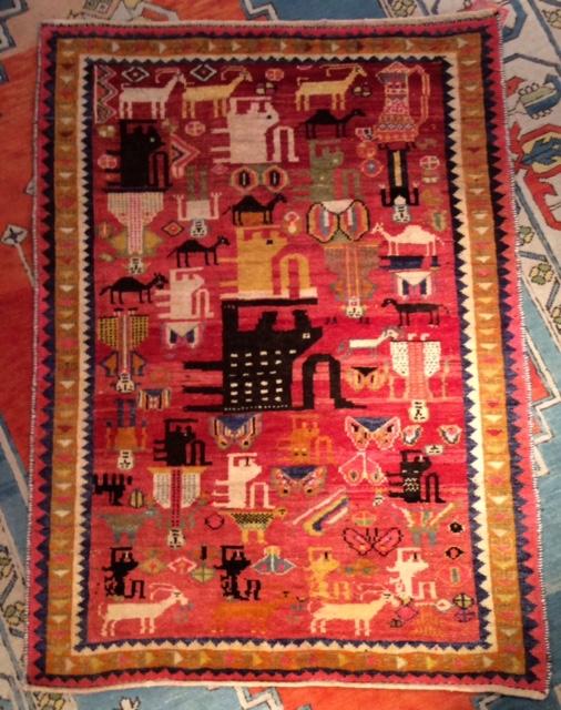 間もなく モハンさんの絨毯展始まります_c0256701_854862.jpg