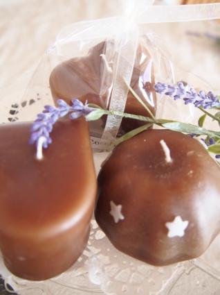 チョコレートキャンドル_f0331101_16281230.jpg