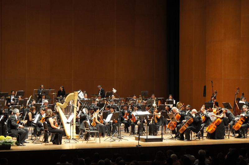 ペルー国立交響楽団(Orqesta Sinfonica Nacional)_b0019313_650345.jpg
