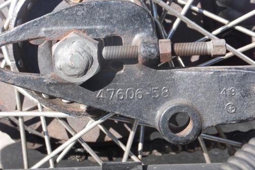 1968年式 FLH アーリーショベル 程度ヨロシ車 ★FOR SALE★_a0257316_08160056.jpg