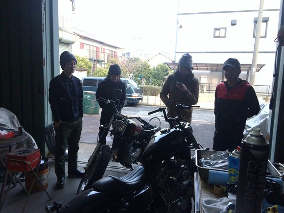 W650 コンプリートバイク_a0139843_224696.jpg