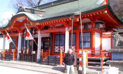リハーサルの後 深志神社にお参りしました_b0096957_13553779.jpg
