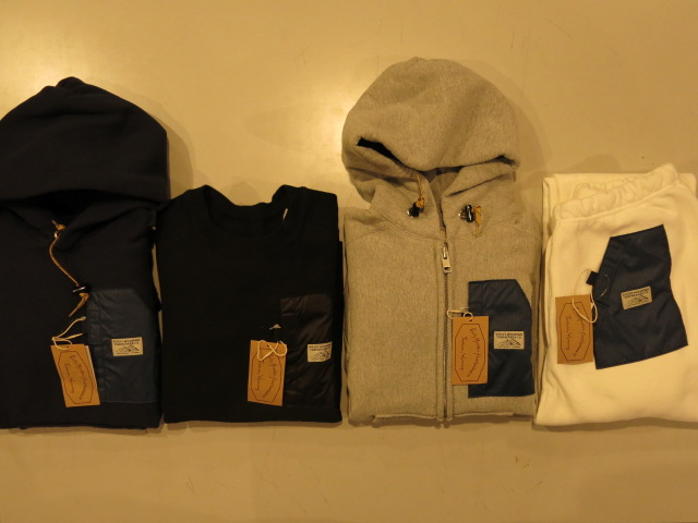 """Rocky Mountain Featherbed SWEAT PARKA/PULLOVER / SHIRATS / PARKA/ZIP-UP / PANTS\""ってこんなこと。_c0140560_10104177.jpg"