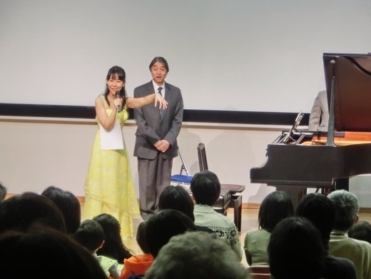 東日本大震災復興支援ぽろにあコンサートが終了しました♪_f0178060_21291763.jpg