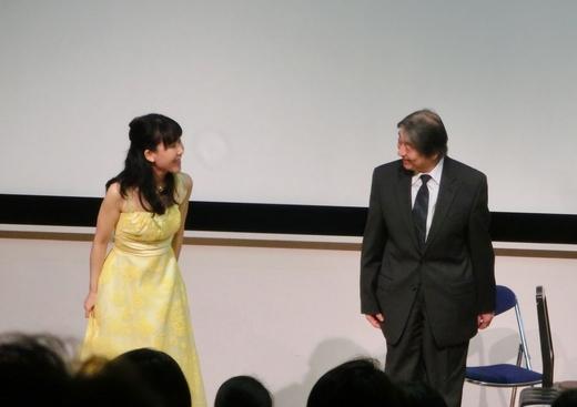 東日本大震災復興支援ぽろにあコンサートが終了しました♪_f0178060_21314490.jpg