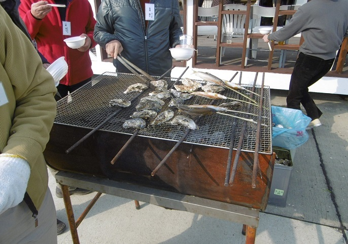 牡蠣ずくしのパーティー_f0205367_22383450.jpg