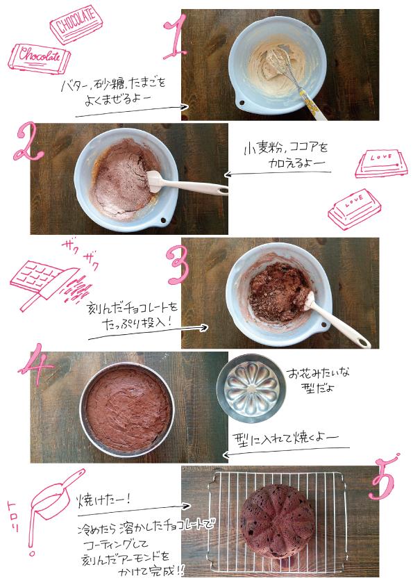 チョコレートケーキ_d0272182_11454275.jpg