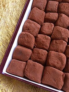 高級ウヰスキーで生チョコを作る_c0053520_215140.jpg
