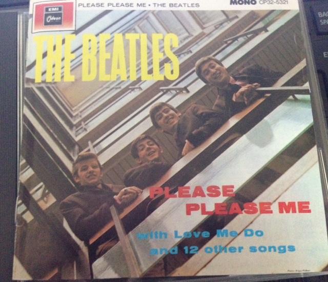1963年2月11日、ビートルズは、アルバム『プリーズ・プリーズ・ミー』を録音した_e0077638_16412011.jpg