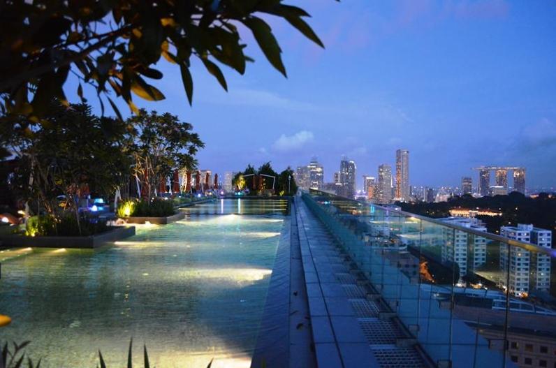 シャングリ・ラの新ブランド1号店、「ホテル ジェン オーチャードゲートウェイ シンガポール」_b0053082_18362349.jpg