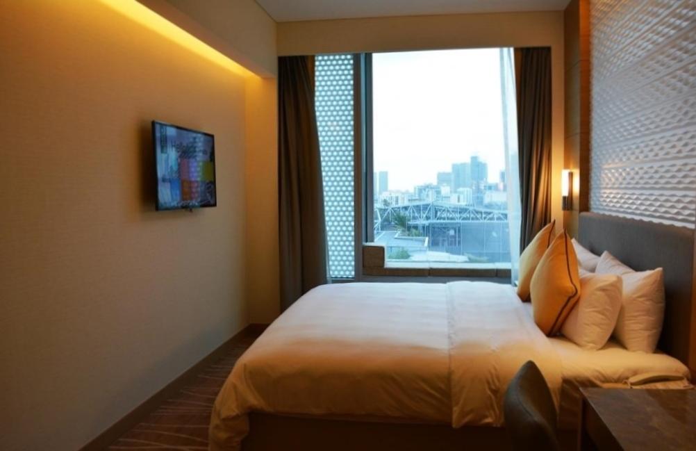 シャングリ・ラの新ブランド1号店、「ホテル ジェン オーチャードゲートウェイ シンガポール」_b0053082_1842633.jpg