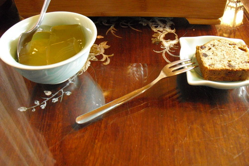 華泰茶荘 『喫茶養生ランチ』_a0326295_22235989.jpg
