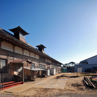 御成小学校旧講堂の思い出_c0195909_12211698.jpg