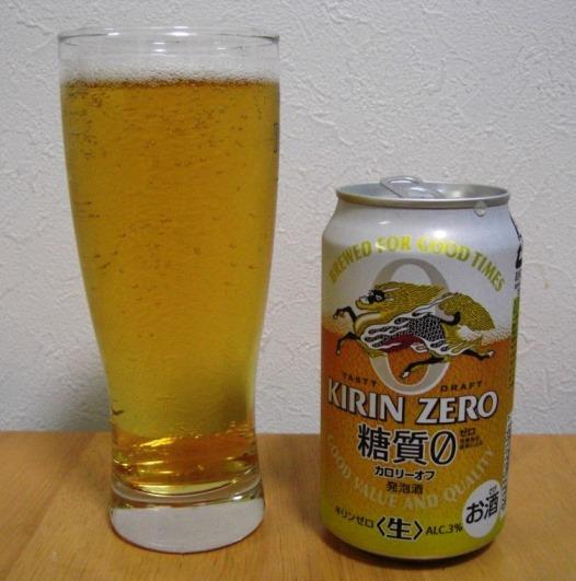 キリン ZERO~麦酒酔噺その314~進化の過程_b0081121_6165895.jpg