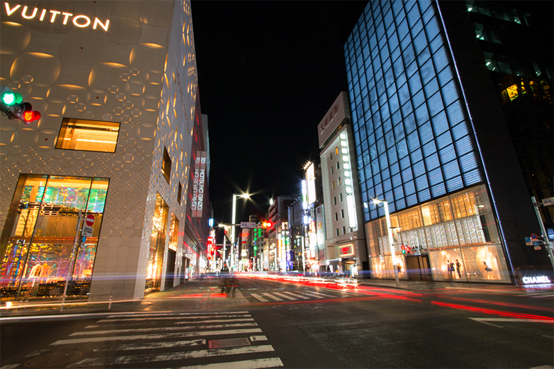 Hello from Tokyo 15 銀座_a0003650_23105085.jpg