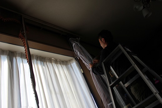 カーテン専用洗濯ネット_e0133255_1249259.jpg