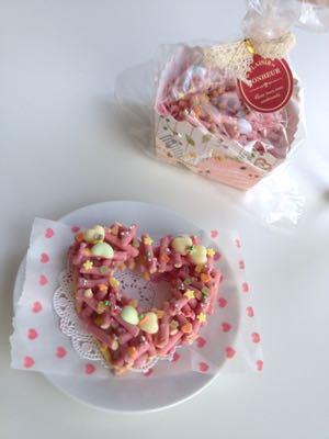 バレンタイン 手作りチョコを紙コップでラッピング!_e0086864_936527.jpg