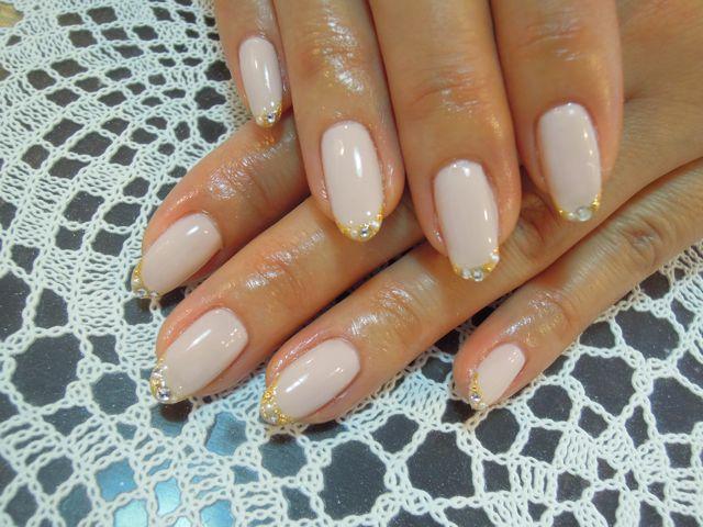 beige Nail_a0239065_1232197.jpg