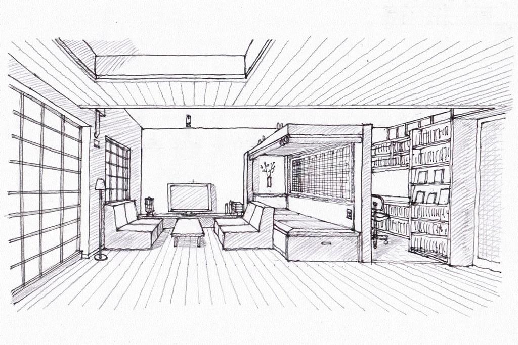 弦巻の家改修 設計案がまとまりました_c0310571_18485261.jpg