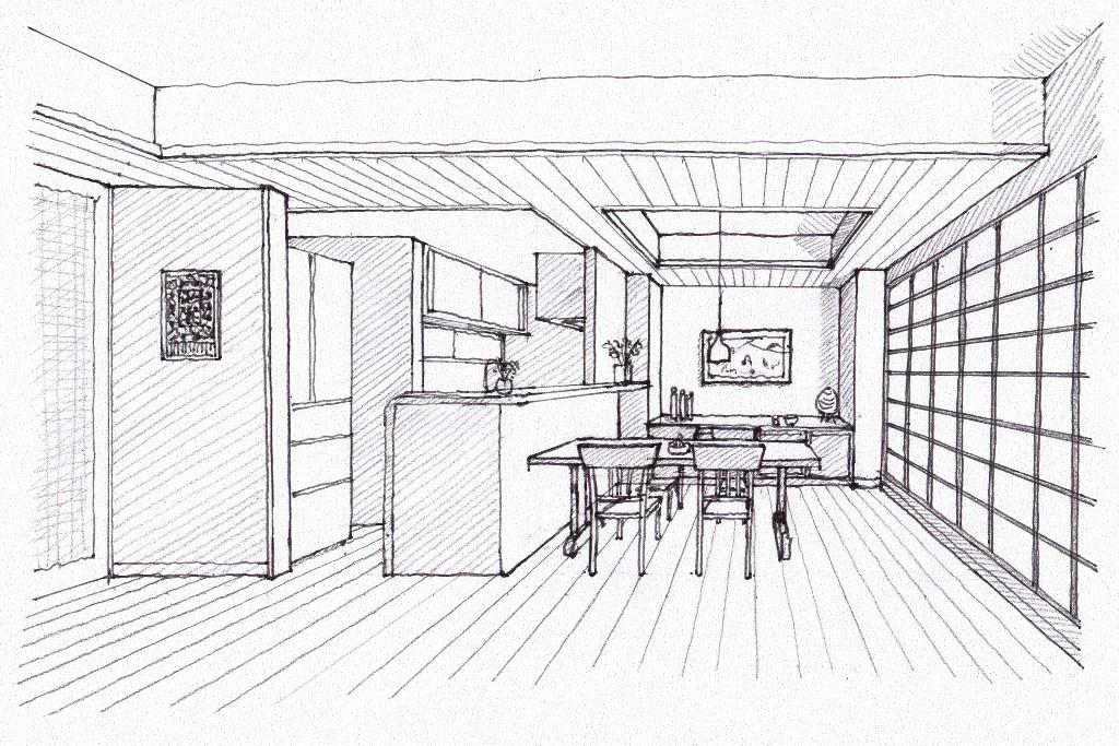 弦巻の家改修 設計案がまとまりました_c0310571_18492181.jpg
