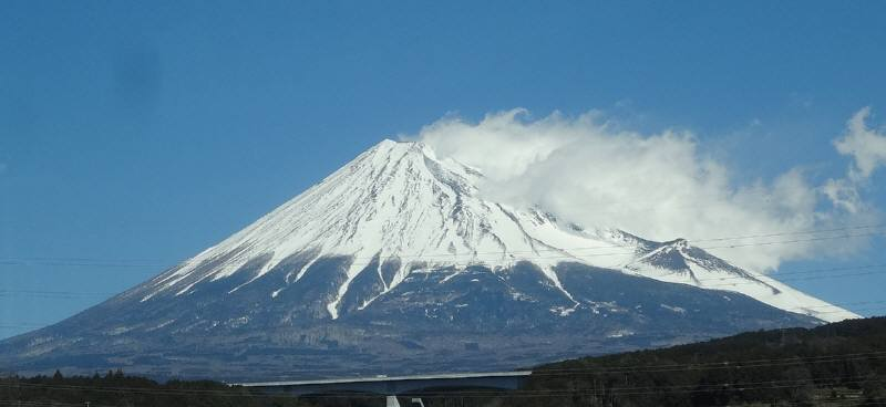 富士とイチゴ狩り_f0059673_21292667.jpg