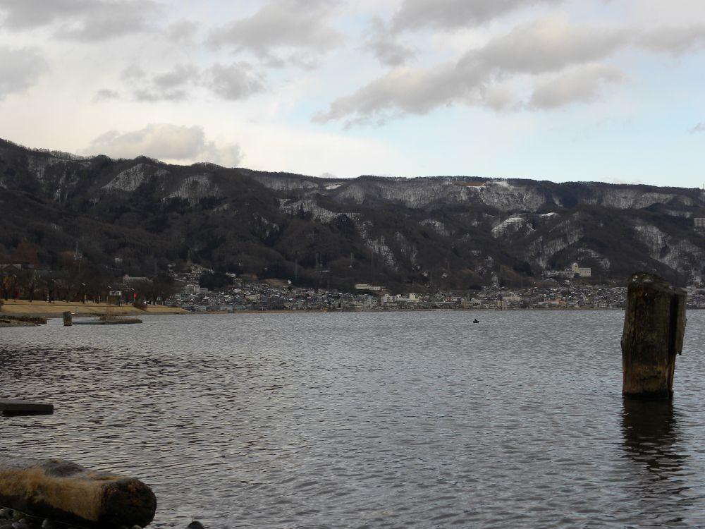 諏訪湖夕景_b0329588_17014701.jpg