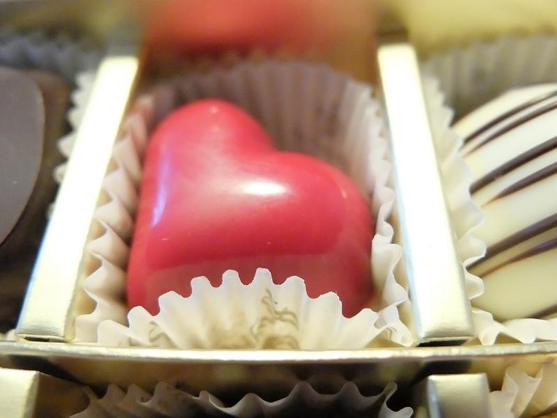 バレンタインの朝_f0050534_10140523.jpg