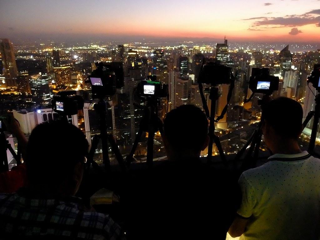 X work shop in Manila Sunset  by New FUJINON16~55mm_f0050534_12205404.jpg