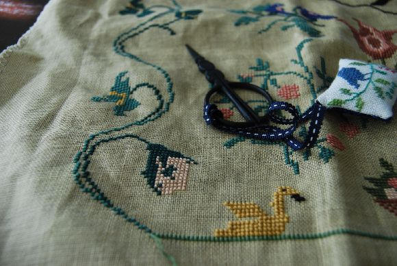 Needlework Note