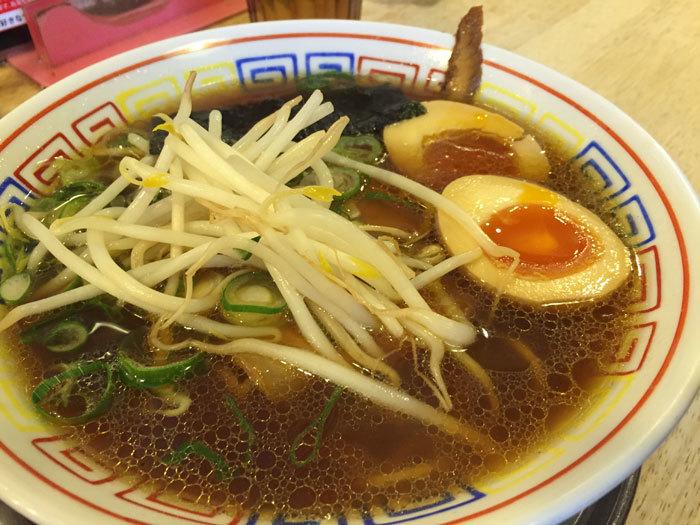 蔵出し醤油麺 @ 新在家ラーメン もんど_e0024756_02545120.jpg