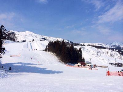上越国際スキー場⭐️_c0151965_092896.jpg