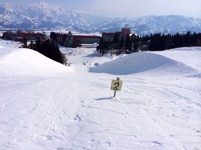 上越国際スキー場⭐️_c0151965_092965.jpg