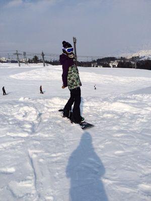 上越国際スキー場⭐️_c0151965_093138.jpg