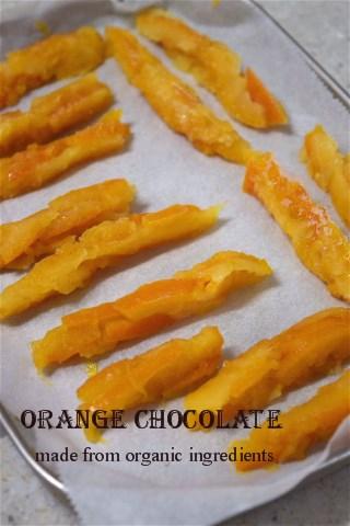 オレンジピール チョコレート_e0260071_07476.jpg