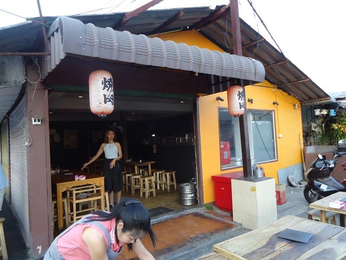日本風焼肉屋さんに行って来ました(*^^)v」_a0199979_2240230.jpg
