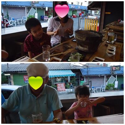 日本風焼肉屋さんに行って来ました(*^^)v」_a0199979_22473553.jpg