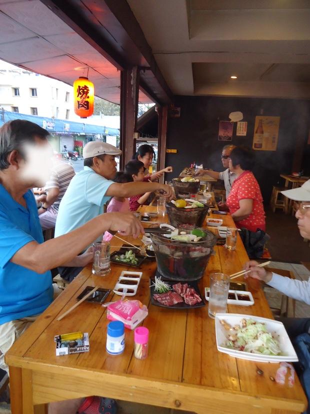 日本風焼肉屋さんに行って来ました(*^^)v」_a0199979_2252346.jpg