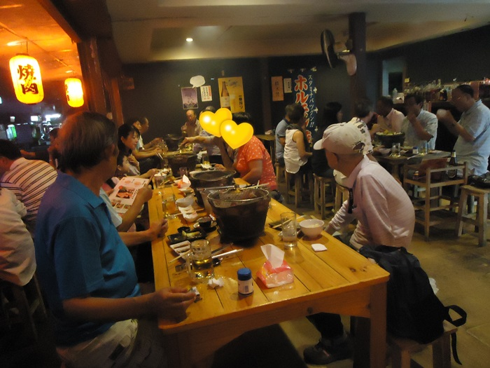 日本風焼肉屋さんに行って来ました(*^^)v」_a0199979_22534017.jpg