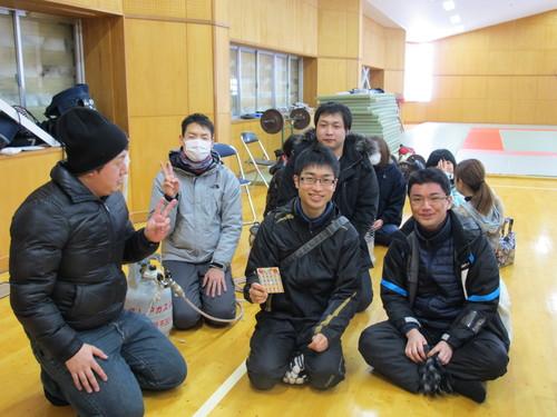 2015年度 吾妻祭実行委員長 伊藤 秀一君が来訪_c0075701_13123919.jpg