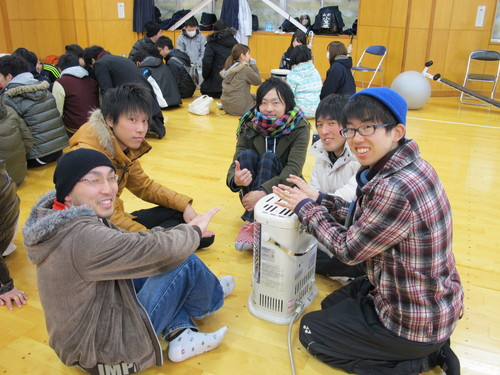 2015年度 吾妻祭実行委員長 伊藤 秀一君が来訪_c0075701_13124950.jpg