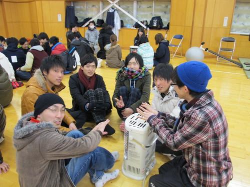 2015年度 吾妻祭実行委員長 伊藤 秀一君が来訪_c0075701_13125682.jpg
