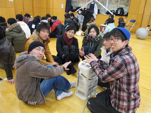 2015年度 吾妻祭実行委員長 伊藤 秀一君が来訪_c0075701_1313255.jpg