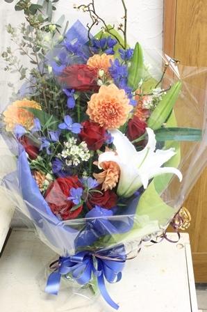 お祝い お花のギフト_d0227610_11121080.jpg