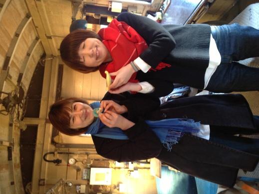 バッヂメンバーのご紹介です! パート5 〜鈴木 美汐さん と 馬目 隆広さんの巻 _a0213316_9251364.jpg