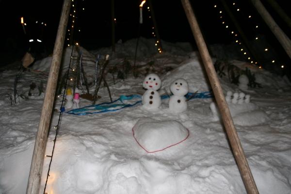 雪だるまコンテスト_b0174425_16391473.jpg