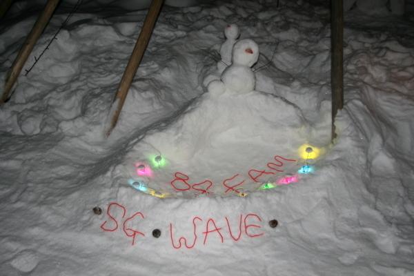 雪だるまコンテスト_b0174425_16393764.jpg